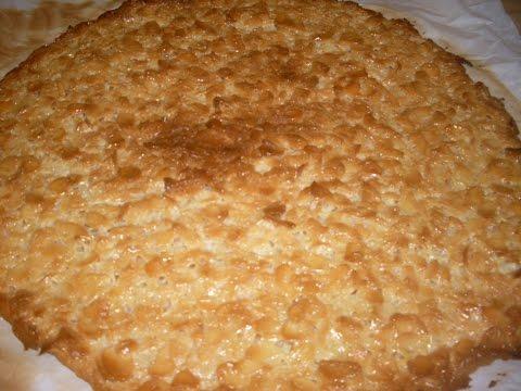 """gâteau-aux-amandes-appelé-""""bienenstich""""-ou-""""gâteau-russe"""""""