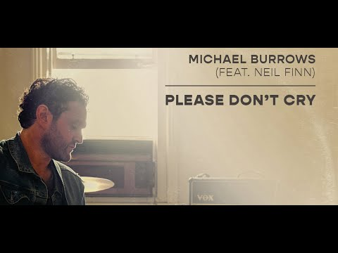 Michael Burrows - Please Don't Cry mp3 ke stažení