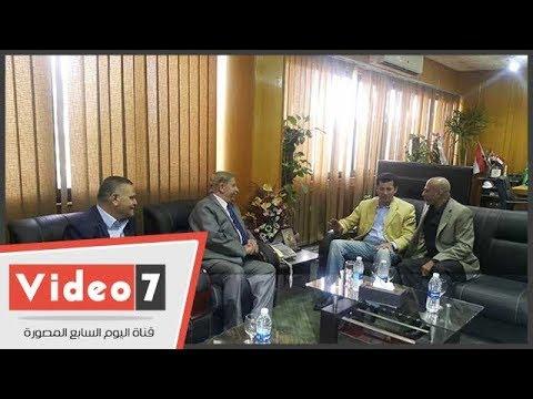 وصول الدكتور أشرف صبحى وزير الشباب والرياضة للإسماعيلية  - نشر قبل 24 ساعة