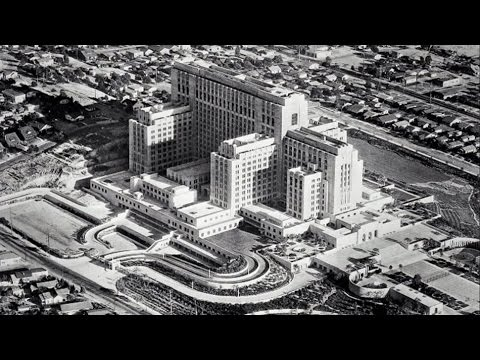 Visiting with Huell Howser: County USC Medical Center
