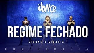 Regime Fechado - Simone & Simaria | FitDance TV (Coreografia) Dance Video