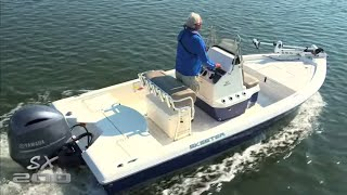 Skeeter Boats SX 200 Saltwater fishing boat