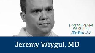 Pediatric Incontinence - Dr. Jeremy Wiygul