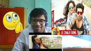 Laychalo - Full Video|Bruce Lee The Fighter|Ram Charan,Rakul Preet Singh|Reaction & Thoughts