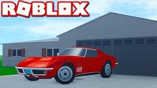 CLASSIC CARS à Greenville Beta!! - Roblox