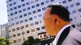 右翼の鉄槌にビビるヤンキー(衝撃動画) thumbnail