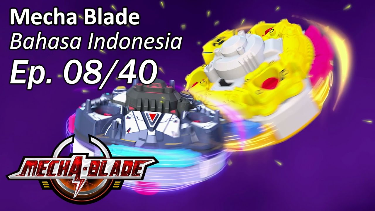 Download Mecha Blade Bhs Indonesia Ep. 8/40