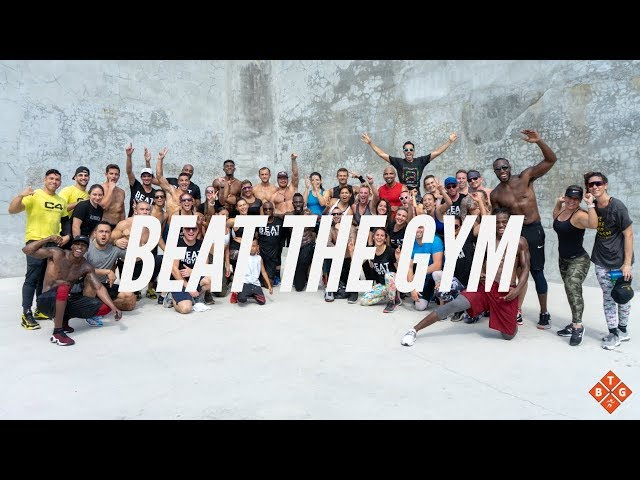Beat The Gym | Our Mission