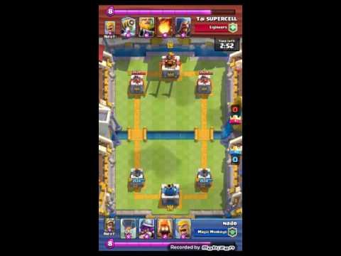 Clash royal gaming #10 (NH situation)