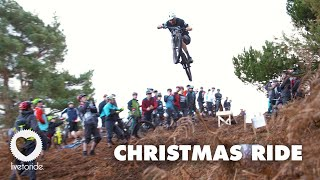 Live To Ride - Trail Maps Christmas Ride