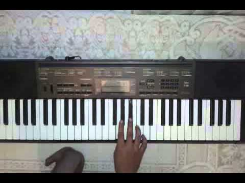 """Lesson #2 """"SCALES FORMATION """" Learn Piano with Shrish Purohit THE HINDI bollywood style ;)"""