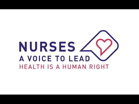 Katja Iversen, President/CEO of Women Deliver: nurses are powerful agents of change