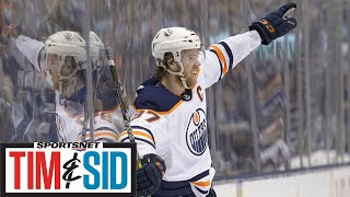 Breaking Down McDavid's Goal vs Maple Leafs And Our Favourite Skill Goals Of All Time   Tim and Sid