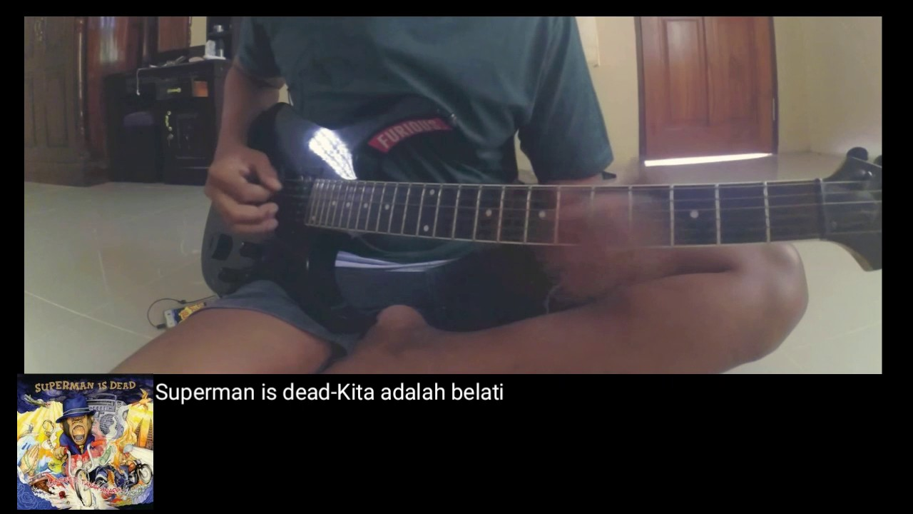 Superman is dead-kita adalah belati gitar cover - YouTube