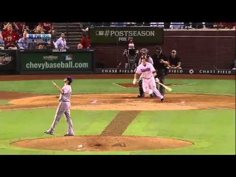 2011/10/04 Goldschmidt's grand slam