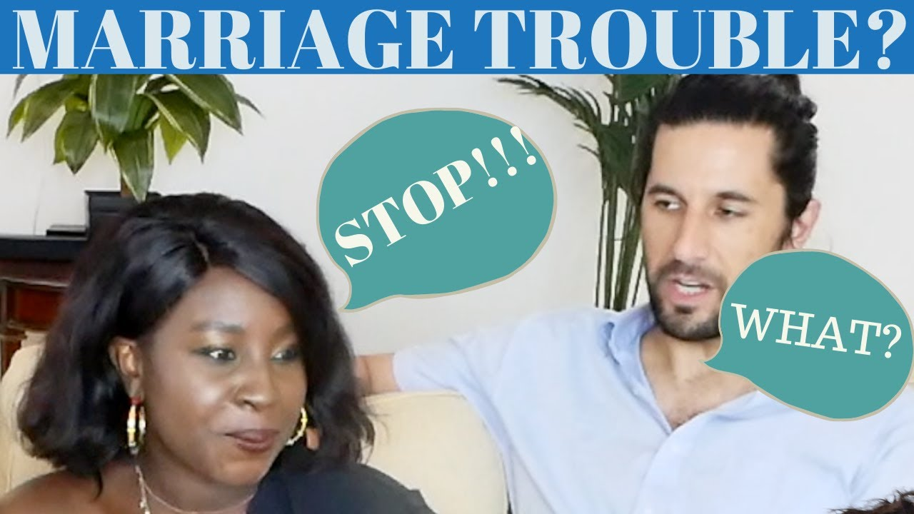 Marriage Trouble?! Let's Be Honest//Truth Telling