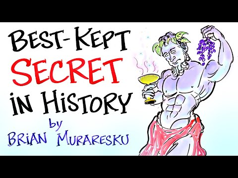 The Best-Kept Secret in History - Brian Muraresku
