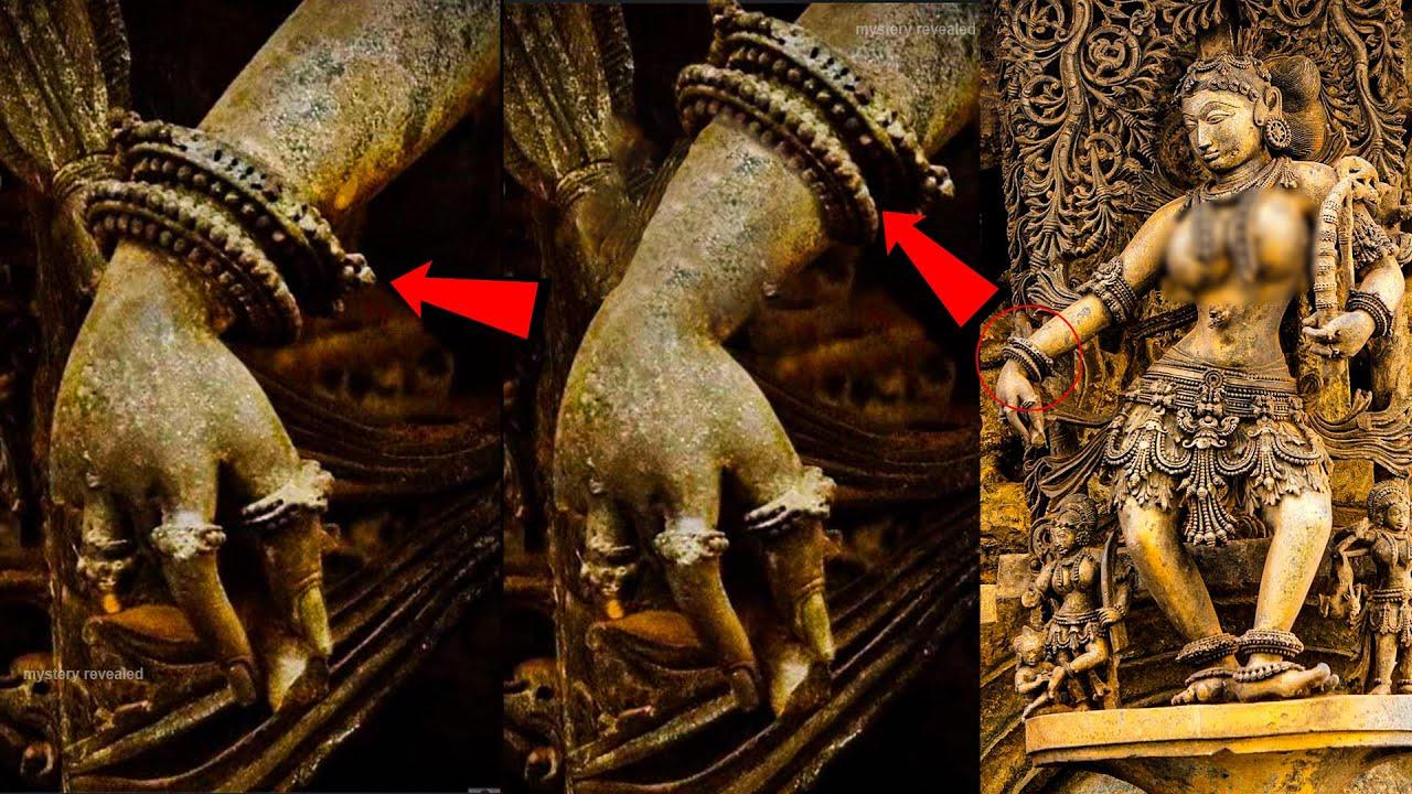 ११०० साल पुरानी इस मूर्ति की रचना आज के इंजिनियर भी नहीं समझ पाते है |