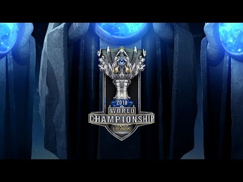 (REBROADCAST) 2018 World Championship: Play-In Day 3