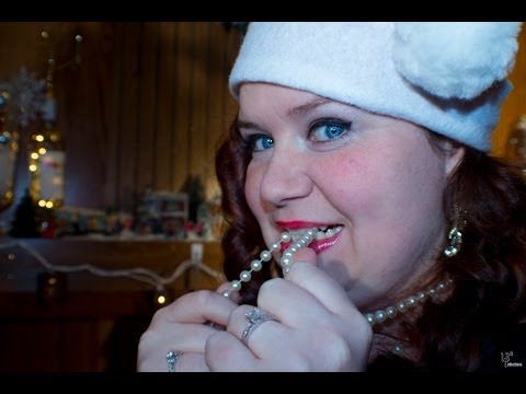 Lacey D James covering Santa Baby