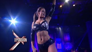 Xplosion Match: Brooke vs. Awesome Kong