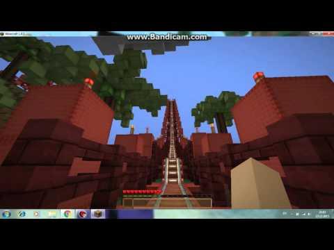 Minecraft lunapark mapi