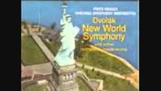 Anton Dvorak - Symphonie du Nouveau Monde