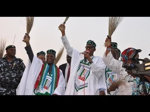 We will deliver on 3 areas of our campaign promise - Buhari emphasises