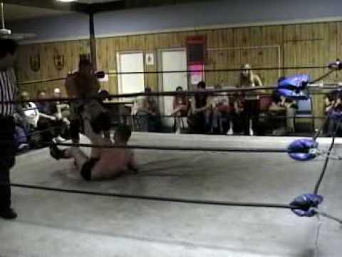 Tom Lawler & JP Ace vs. Lex Lovett & Buck Quartermaine 2B