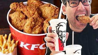 KFC dos Estados Unidos + avião que pousou na água em NY