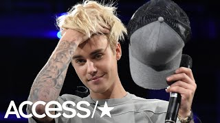Justin Bieber Just Shined A Hopeful Light On His Mental Health Journey: I'm 'Bouncing Back' | Access
