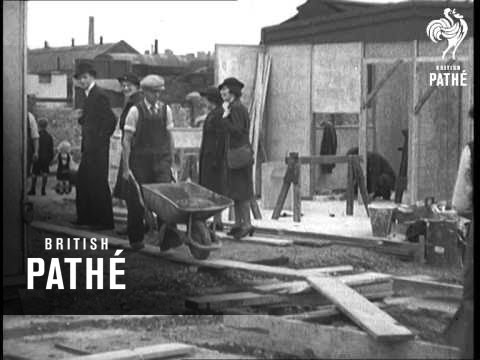 Huts For The Homeless (1944)