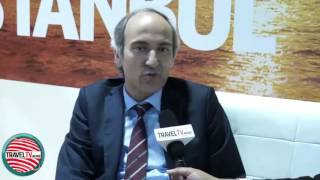 Salih Ozer, Attaché of Culture and Information, Turkey to the UAE Interview with TravelTV ME