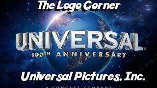 The Logo Corner: Universal Pictures, Inc. (Episode 5)