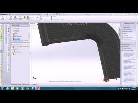 solidworks:-finite-element-analysis-fea-c_clamp