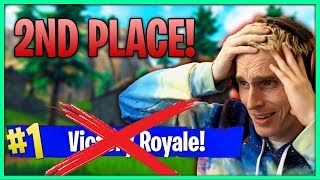 Reasons Why You're Still Losing In Fortnite