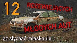 12 rdzewiejących młodych samochodów, aż usłyszysz mlaskanie - #137 TOP