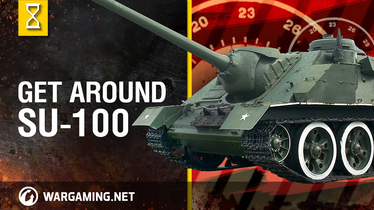 Download Inside the Chieftain's Hatch SU-100 part 1