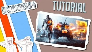 Battlefield 4 - Spectator & Machinima Tutorial [HD] [german]