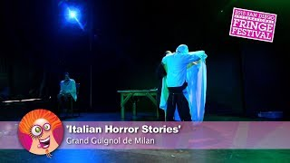 SD Fringe Recommended: 'Italian Horror Stories'