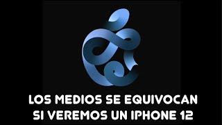 Apple SI PRESENTARA el nuevo iPHONE 12 en su EVENTO DEL 15 de SEPTIEMBRE