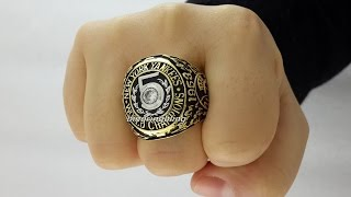 To Yankees Fans-Yankees 1953 MLB World Series Rings for sale.