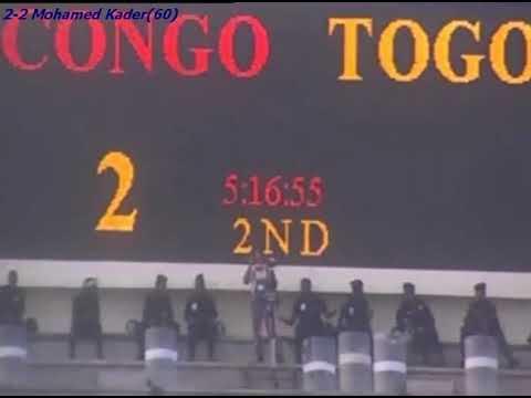 QWC 2006 Congo vs. Togo 2-3 (08.10.2005)