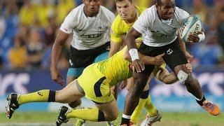 GC7s 2014  Dream Team Fiji Reps Kolinisau - Jerry Tuwai - Kunatani