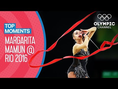 Margarita Mamun's Rio 2016 Individual All-around Final Routines | Top Moments