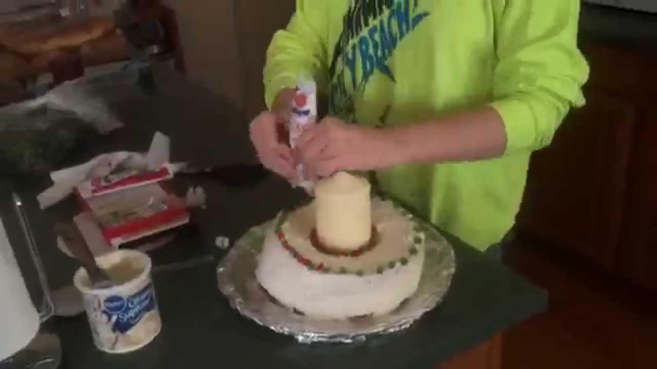 Jesus Birthday Cake Youtube