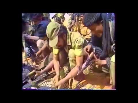 Azawad  exode et résistance Rebellion 1992
