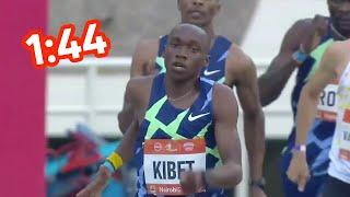 17-Year-Old Blows Away 800m Field In Nairobi