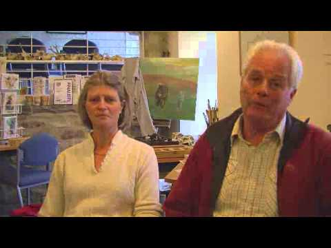 Nethergill Farm: Winners Digital Innovation in the Community Award: Craven Community Champions 2014