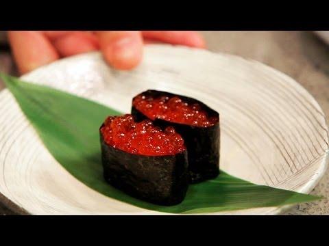 How To Make Traditional Ikura (Roe) | Bento Box